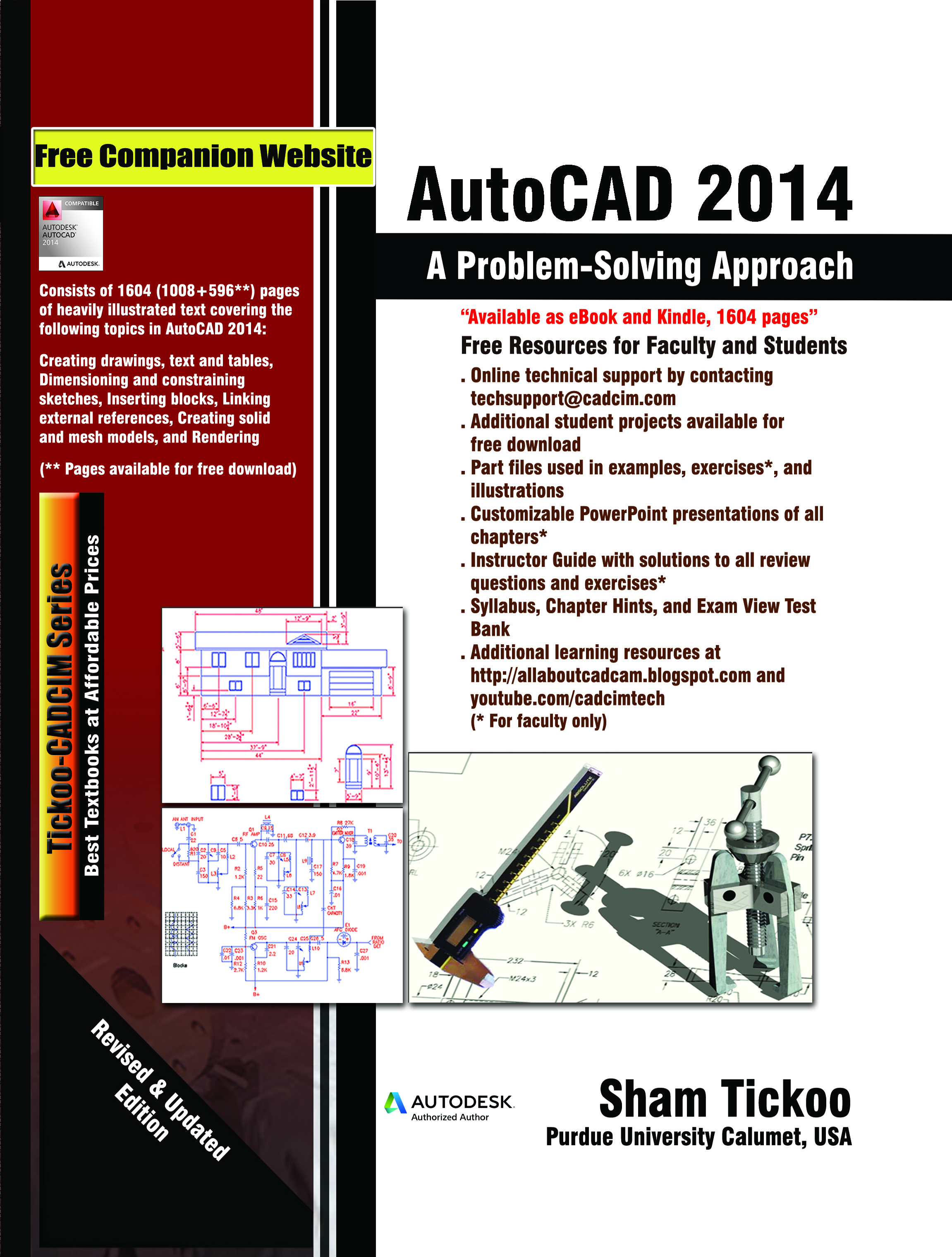 Autocad a problem solving approach click to see full image baditri Image collections