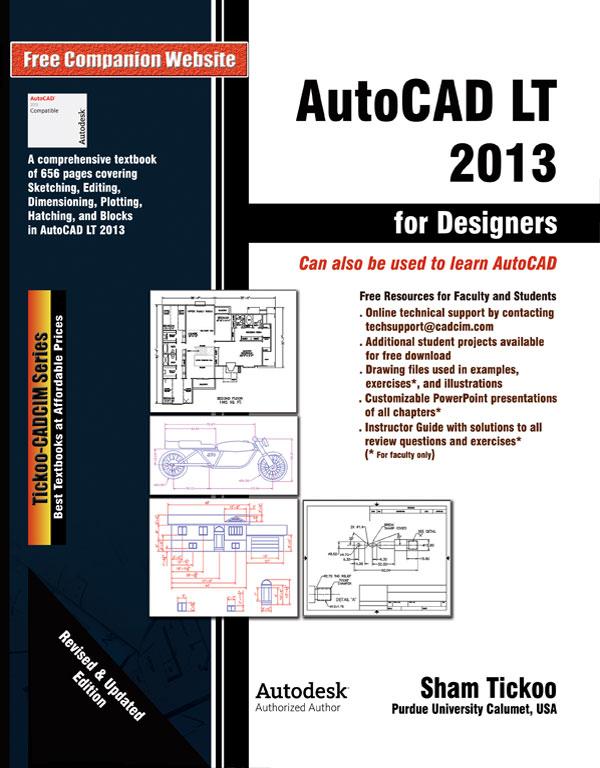 AutoCAD LT 2013 for Designers