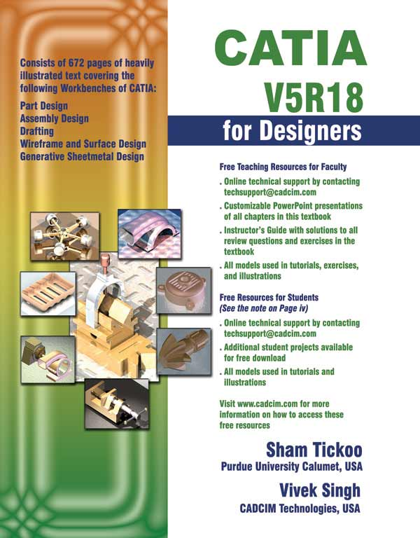 free  catia v5r18 software