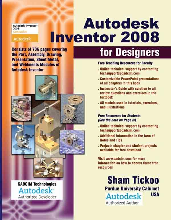 Autodesk Inventor for Designers