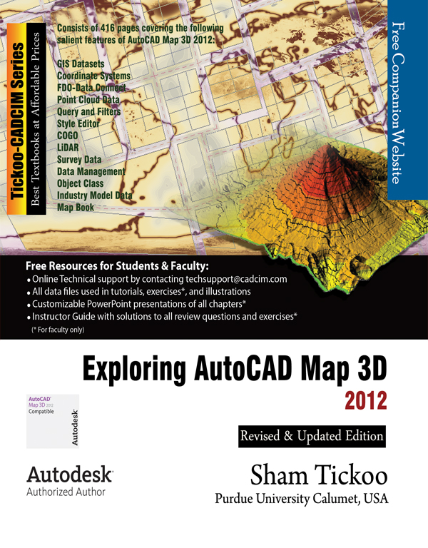 Pics Photos - Autocad Map 3d 2011 Overview Tutorials Upgrade Download