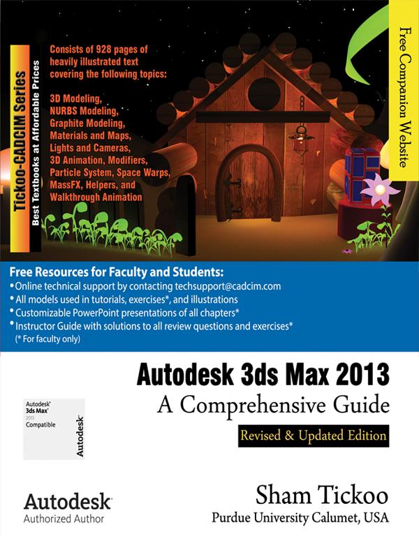 autodesk 3ds max 2013 a comprehensive guide rh cadcimtech com 3DS Games 3DS XL